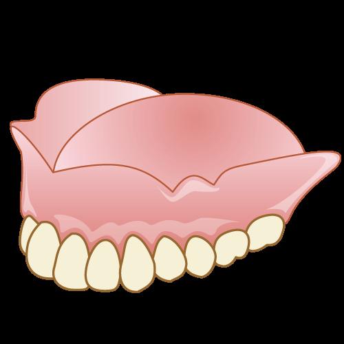 生野のつばさデンタルクリニックではレジン床義歯【保険】があります