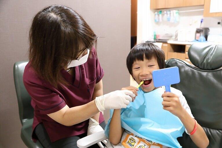 生野区のつばさデンタルクリニックでは、小児歯科(子ども歯科)に力を入れています